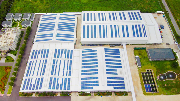 New Wide 2.27 MWp PV Plant in Tay Ninh Province, Vietnam, Using SG110CX