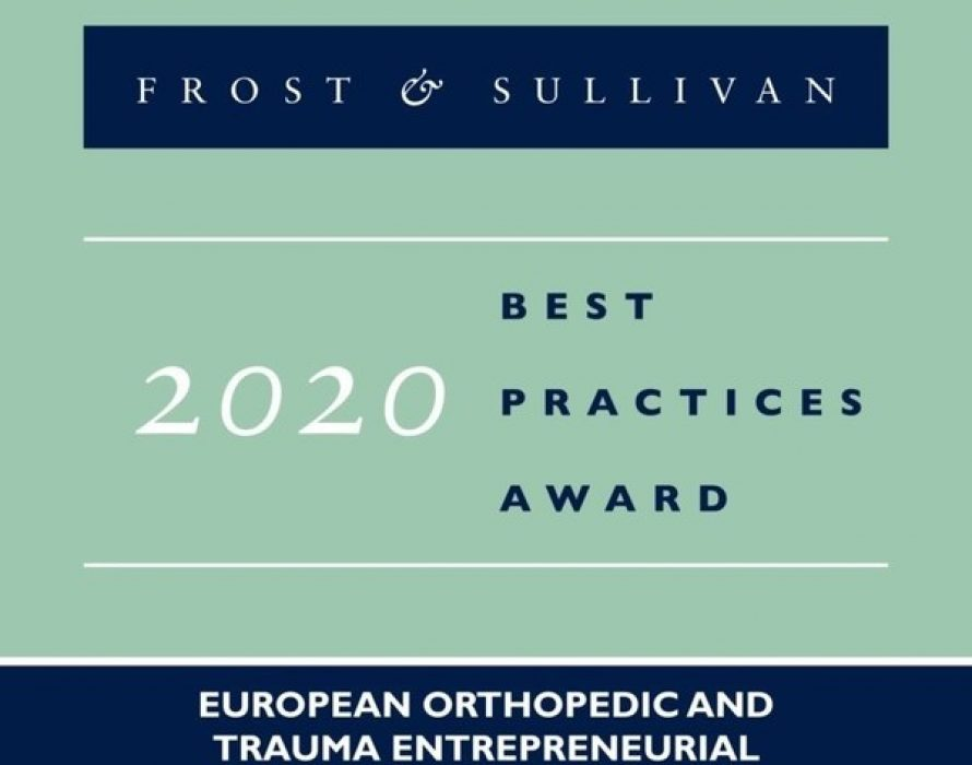 Syntellix Lauded by Frost & Sullivan for Breakthrough Technology in the Orthopedic and Trauma Market with its Bioresorbable Orthopedic Implant, MAGNEZIX