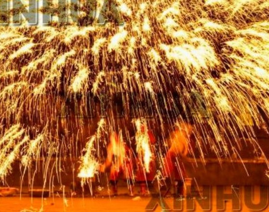Taierzhuang, Shandong: intangible cultural heritage lights up the night economy of this ancient town