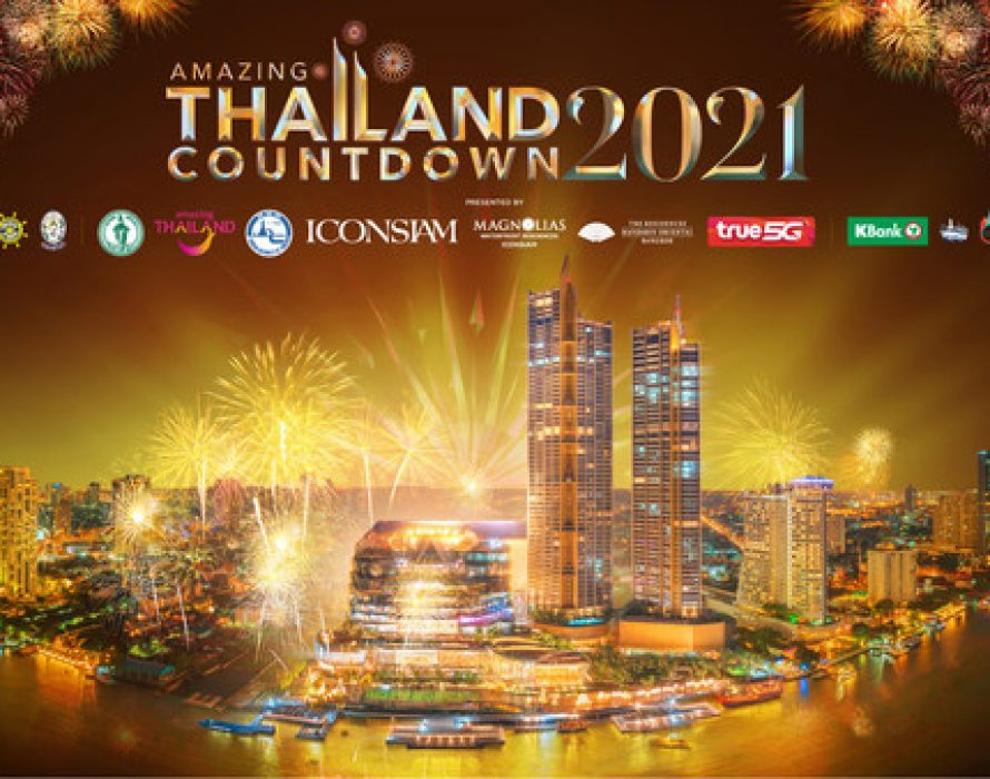 Thailand to ring in New Year 2021 with spectacular 1.4 km long eco-friendly fireworks display along Bangkok riverfront as message of hope to the world
