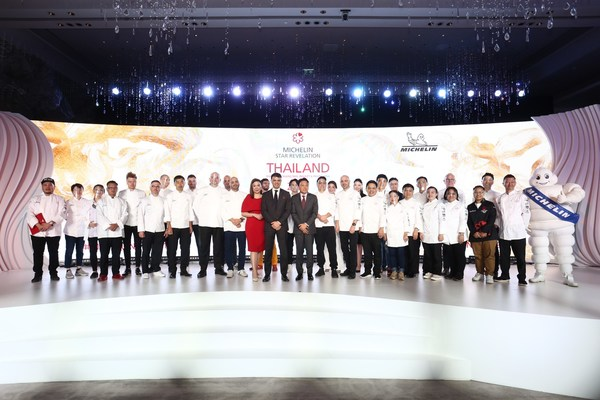 The 2021 MICHELIN Guide Thailand Unveils New Stars, with Sustainable Gastronomy & Culinary Ecosystem in Focus