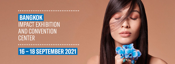 1st edition of Cosmoprof CBE ASEAN is scheduled to September 16 to 18, 2021