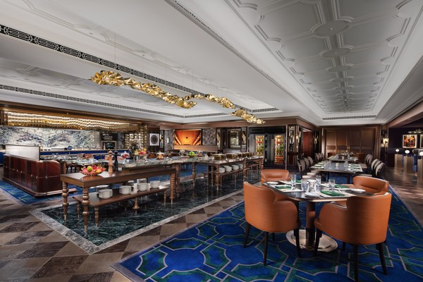 The Residence is an exclusive club for The Londoner Hotel guests.
