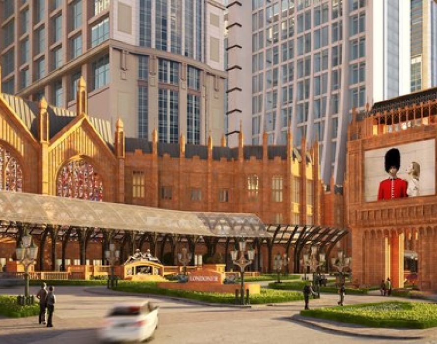 The Londoner Macao Set to Open First Phase