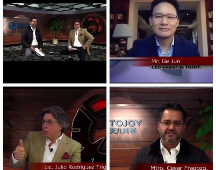 TOJOY Creates New Opportunities Within Dual Circulation Policy