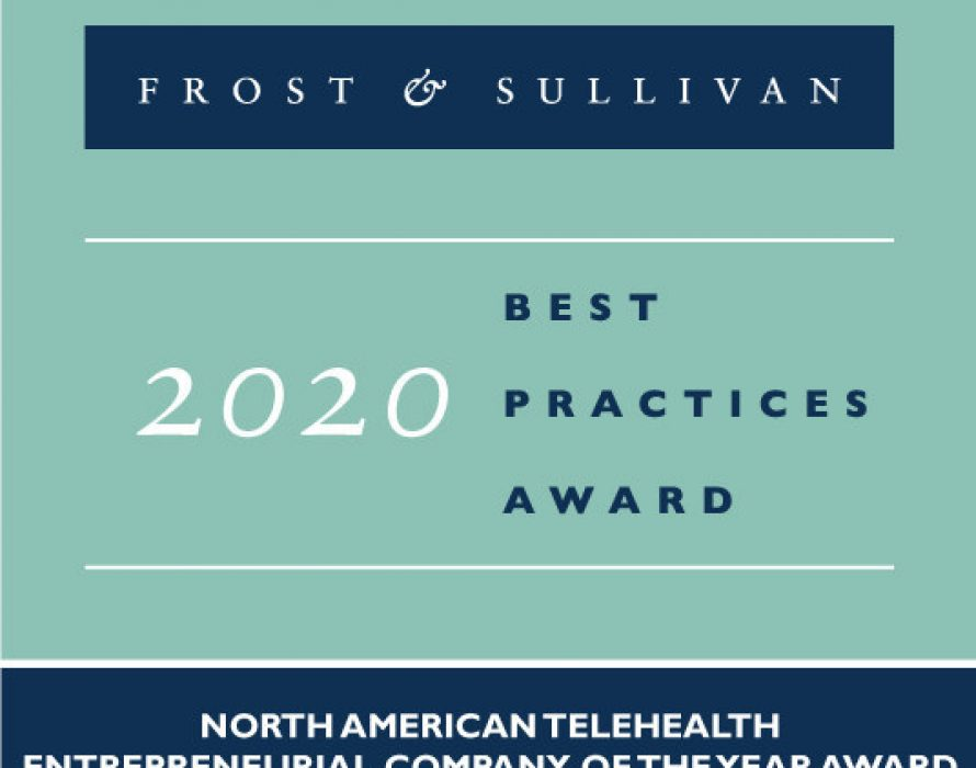 VeeMed Acclaimed by Frost & Sullivan for Enabling Operational Excellence with its Turnkey Telemedicine Solution