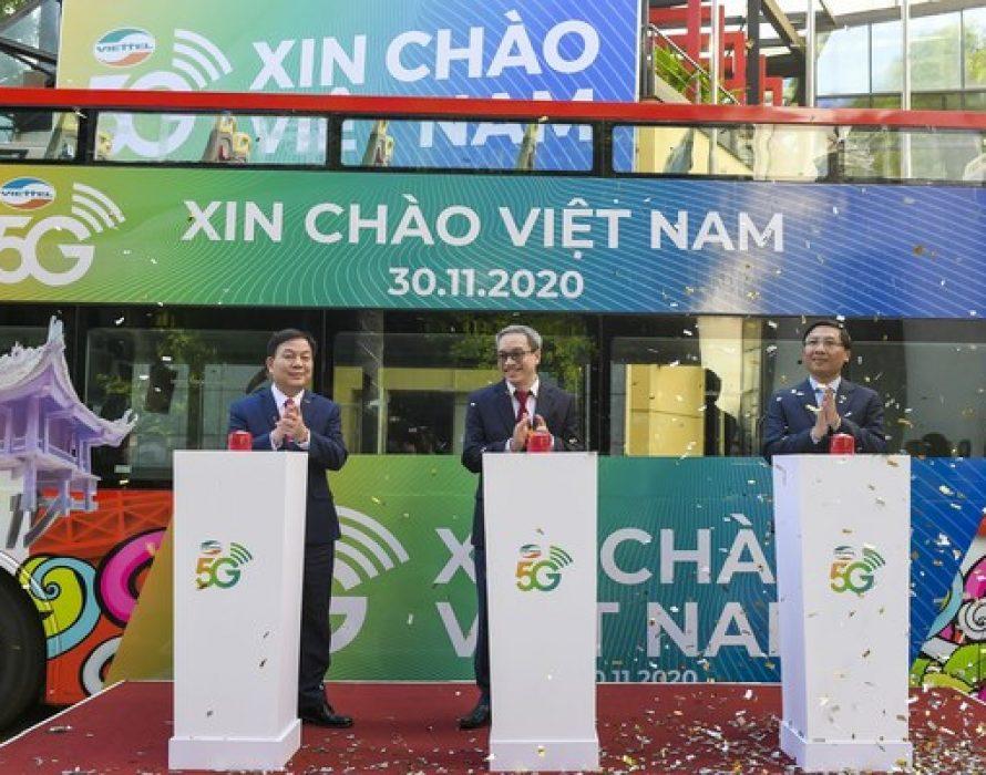 Viettel becomes the first 5G carrier in Vietnam