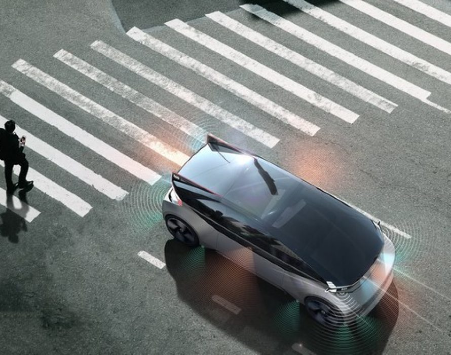 Volvo Cars imagines the future of autonomous drive by tapping into origins of human communication