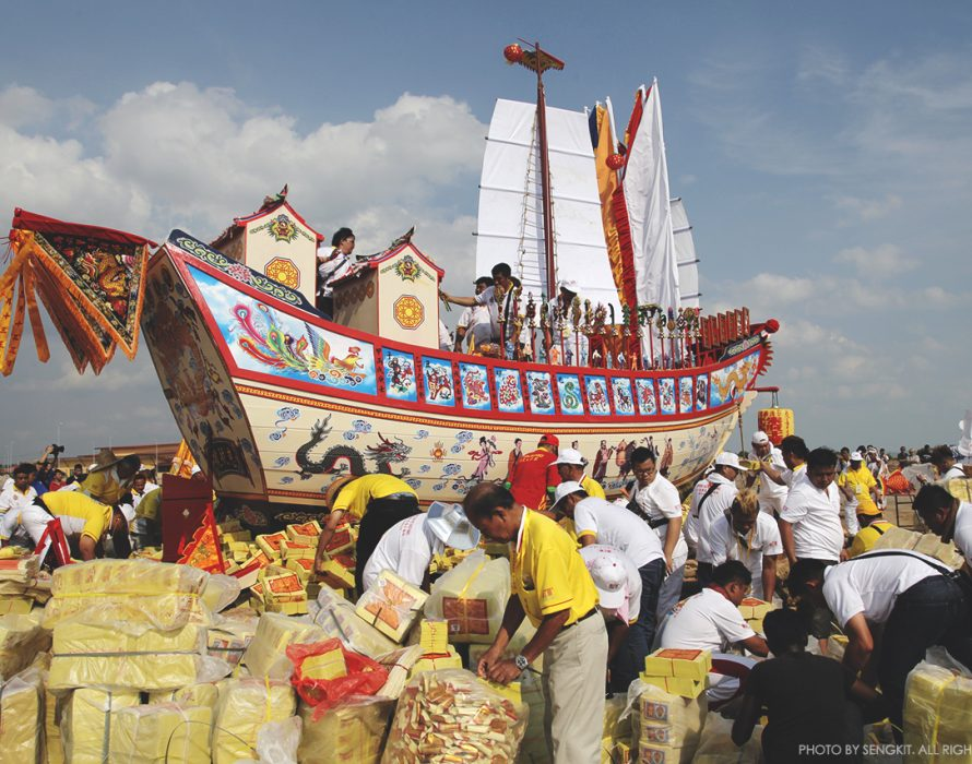 Wangkang ceremony, pantun recognized by UNESCO as intangible cultural heritage