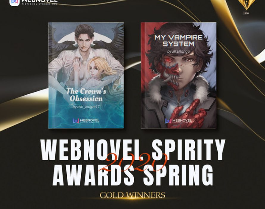 Webnovel Spirity Awards Spring 2020 Winners Unveiled Celebrating Rising Web Novel Talents