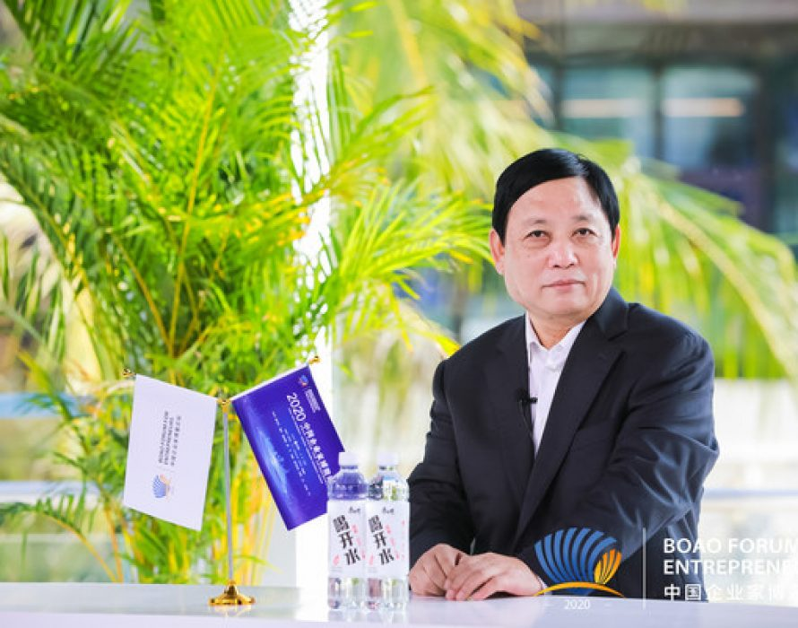 Xinhua Silk Road: China's new dev. pattern, entrepreneurship reinforce each other: chairman with Chinese liquor maker Fenjiu Group