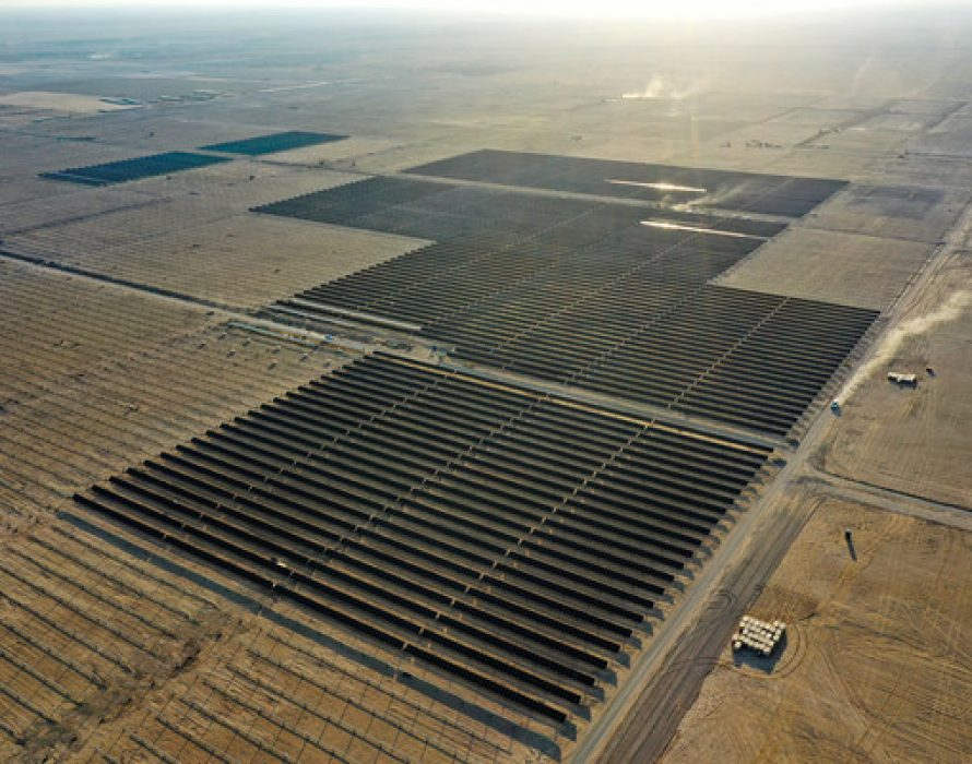 Yingli Delivers 117MW of Its N-Type Bifacial Modules to the Largest Bifacial PV Power Station in the Middle East