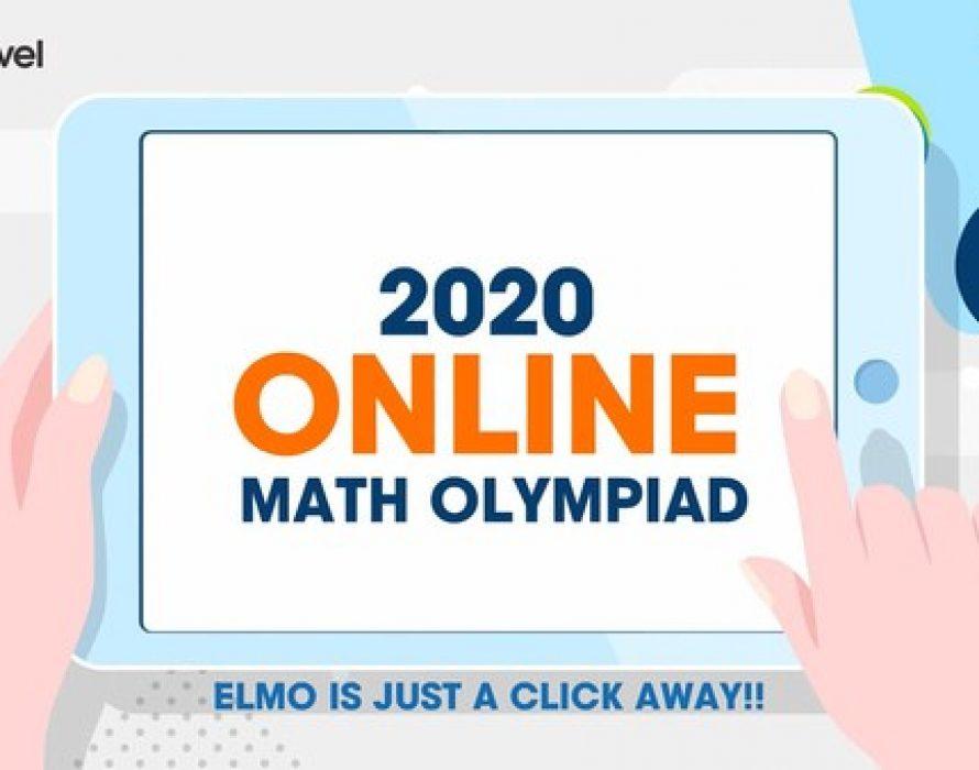 2020 Eye Level Math Olympiad Successfully Held Online