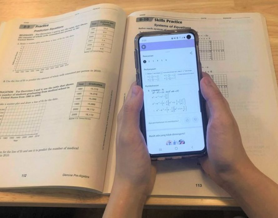 AI Math-Solver App QANDA Emerges as No.1 Education App in Indonesia