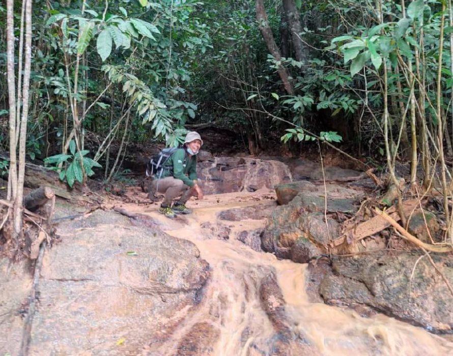 Pantai Teluk Akuan affected by quarry activities – Kuasa