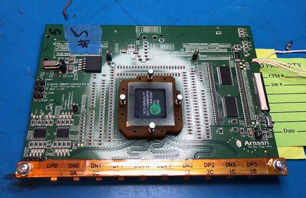 Arasan Sirius MIPI C-PHY / D-PHY ASIC on TSMC Foundry