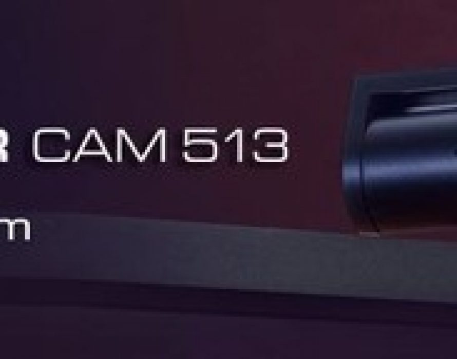 AVerMedia Launches the Live Streamer CAM 513 — 4k UHD, Wide-angle Lens Webcam with Exclusive Camengine Software