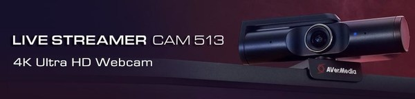 The Live Streamer CAM 513 is here to help users harnessing the power of 4K Ultra HD with ePTZ and AI motion tracking features.