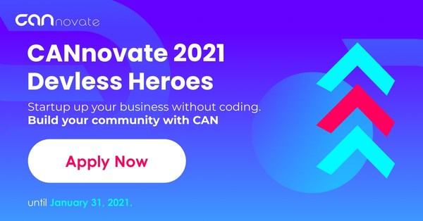 CANnovate 2021 Devless Heroes