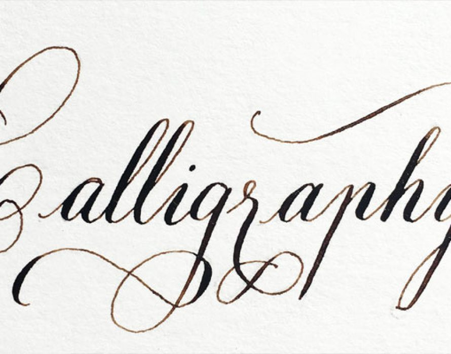 Transcending cultural differences with calligraphy