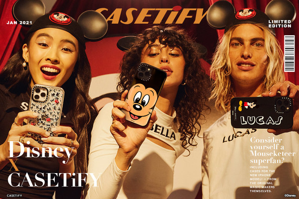 """The debut collection will introduce all new tech accessories, compatible with Apple devices, inspired by the theme """"Mickey Mouse Club 2021."""""""