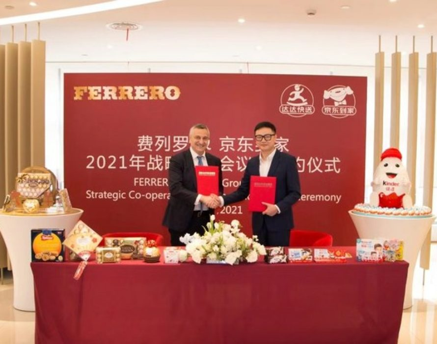 Dada Group and Ferrero Announce Strategic Partnership for New On-Demand Retail Model for Snack Food