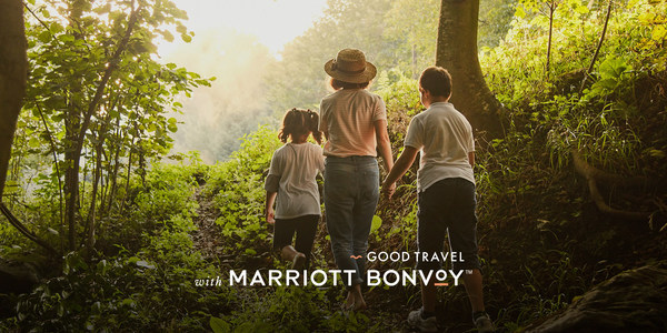 Experience Good Travel with Marriott Bonvoy in Asia Pacific.