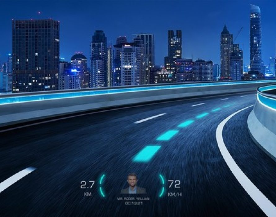 FIC, the CES 2021 Honoree, Intelligent AR HUD for Commercial Vehicle