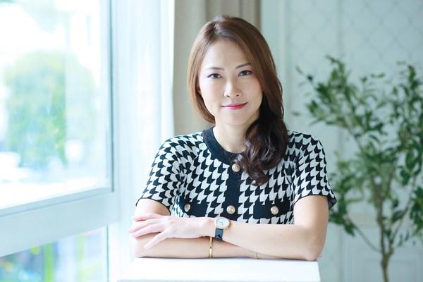 Levenza Toh, Vice President, Perfumery, Southeast Asia, Japan & Korea, Firmenich.