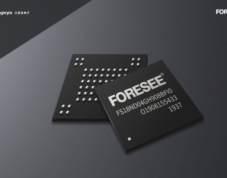FORESEE 1.8 V SLC Parallel NAND Flash Accelerates Longsys's Expansion into the 5G Market
