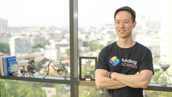 Wong Kah Meng, Co-founder and CEO, Funding Societies Malaysia