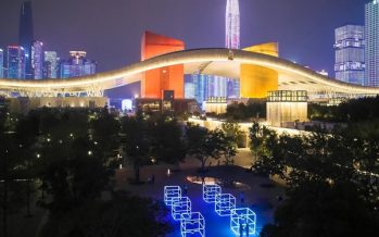 "GLOW SHENZHEN 2020 opens: an exploration of art by the Chinese ""city of technology"""
