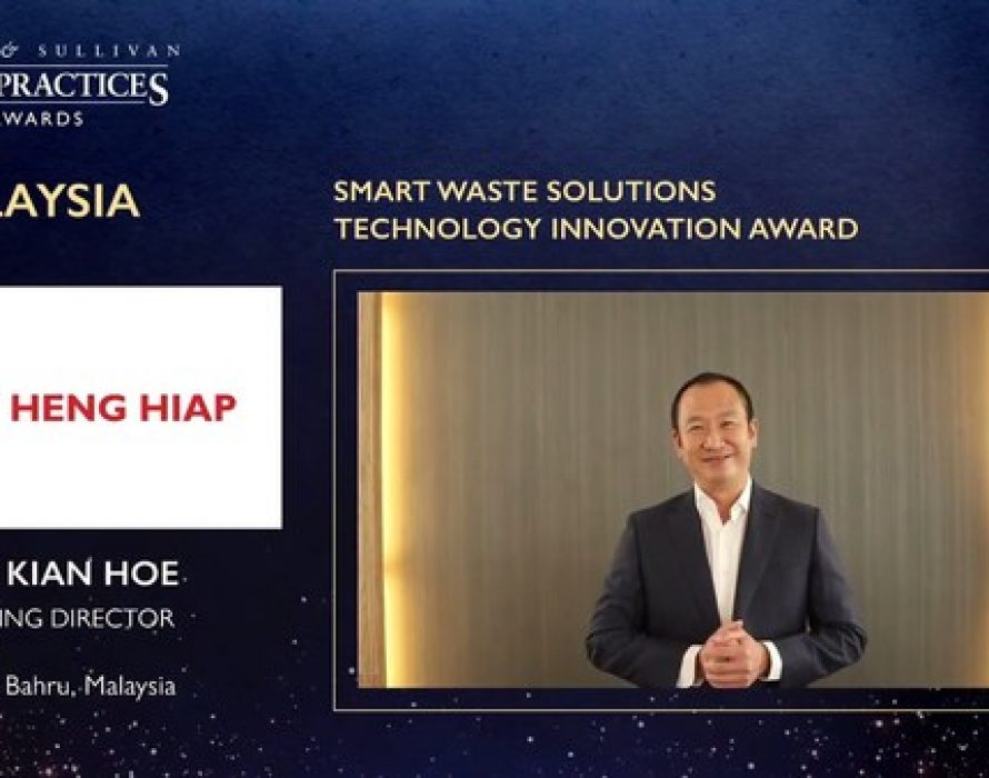 Heng Hiap Applauded for Mitigating the Damaging Effects of Plastics Pollution with its Intelligent Plastic Technologies