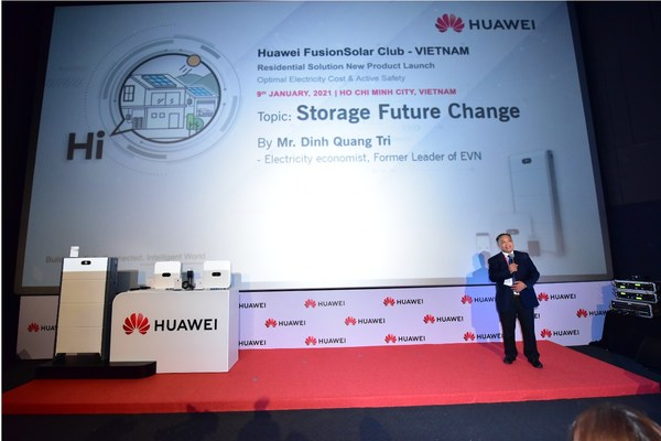 Huawei Residential Smart PV Solution Supports Vietnamese Households To Optimize the Use of Solar Energy