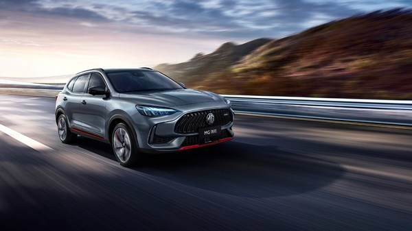 The newly launched MG Linghang (image courtesy of SAIC Motor, 2020)