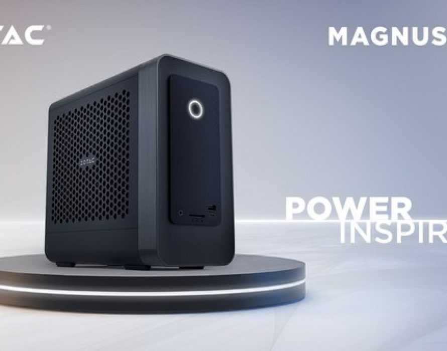 Introducing the Power Inspired Magnus One with Next Generation Graphics Prowess