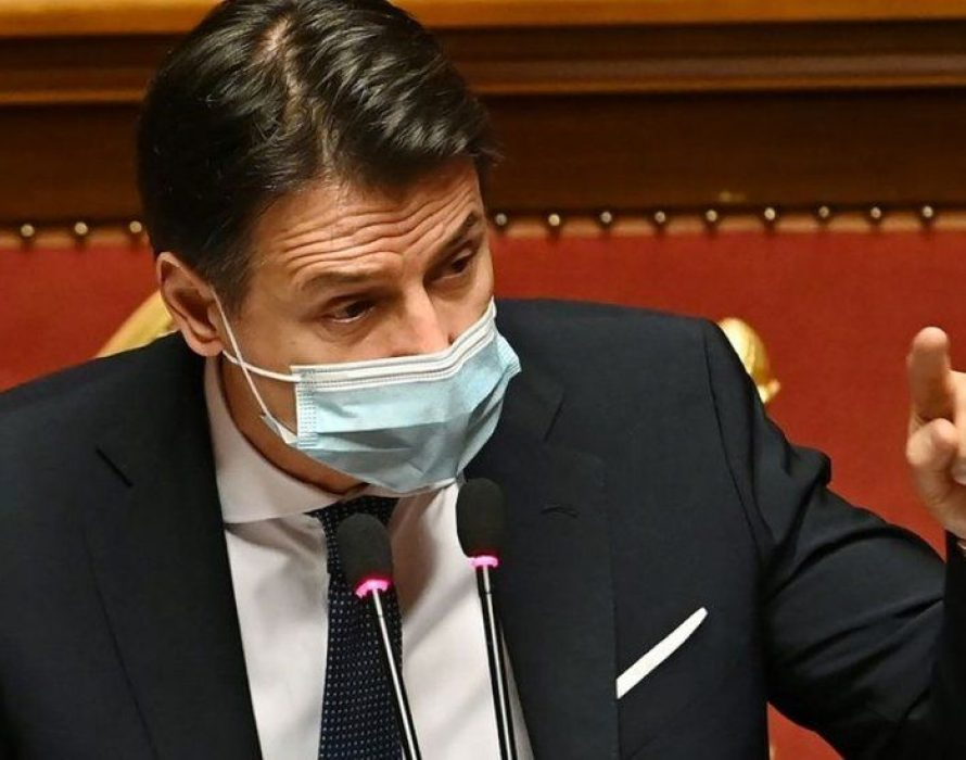 Italy PM Conte to step down amid government crisis
