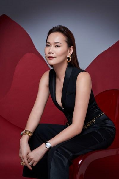 JOSPHERE founder / Supermodel Jewelry designe Josephine Liu