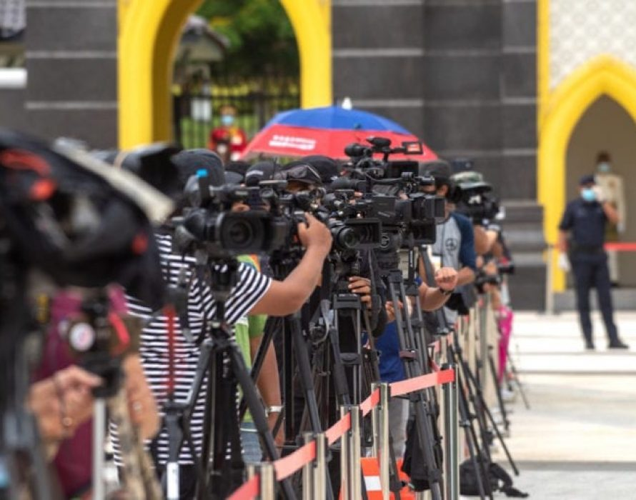 Media can continue conveying news, information during MCO- Saifuddin