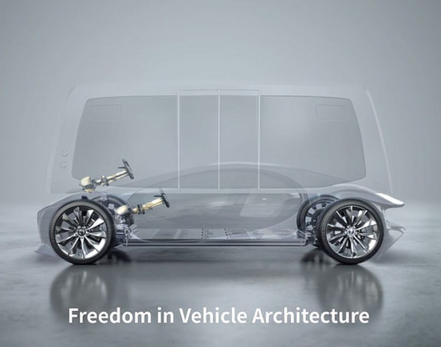 """Mando Corporation introduced the new vision of """"Freedom in Mobility"""" at CES 2021"""