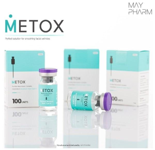 METOX, Maypharm's new botulinum toxin