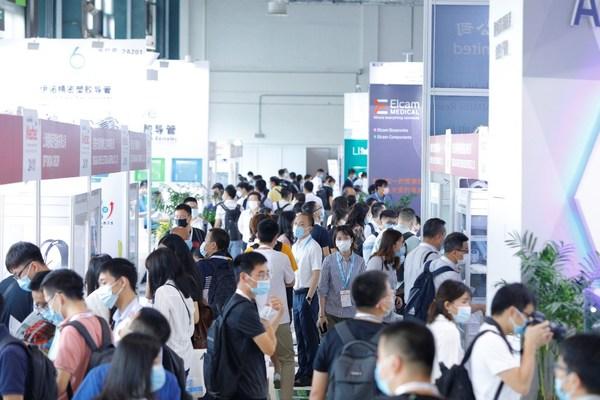 Medtec China 2020 onsite photo