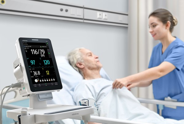Mindray, a global leader in the development of innovative healthcare technology, today launched its new VS 9 and VS 8 Vital Signs Monitors, which are now available in Europe, Australia and other selected regions. From inpatient admissions to spot checks, Mindray VS Series unlocks the full potential of routine observations, empowering clinicians to deliver patient-centric care.