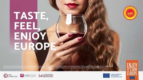 New European Sustainable Wines Campaign Unveiled