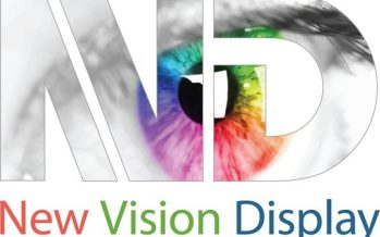 "New Vision Display awarded ""Best Customer Focus Product Launch (Asia Region)"" by Visteon Corporation"