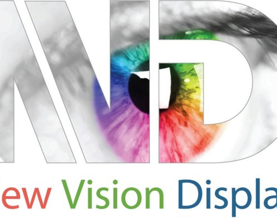 """New Vision Display awarded """"Best Customer Focus Product Launch (Asia Region)"""" by Visteon Corporation"""