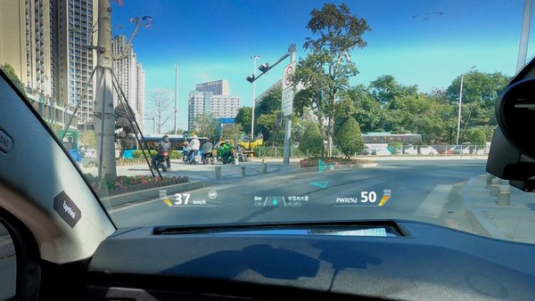 Raythink releases AR HUD at CES 2021, launching the interaction revolution of AR intelligent driving
