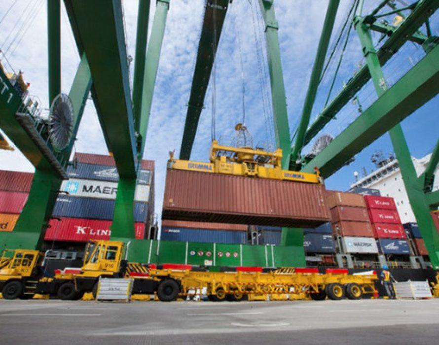 Ritase Digitizing Container Services in Tanjung Priok