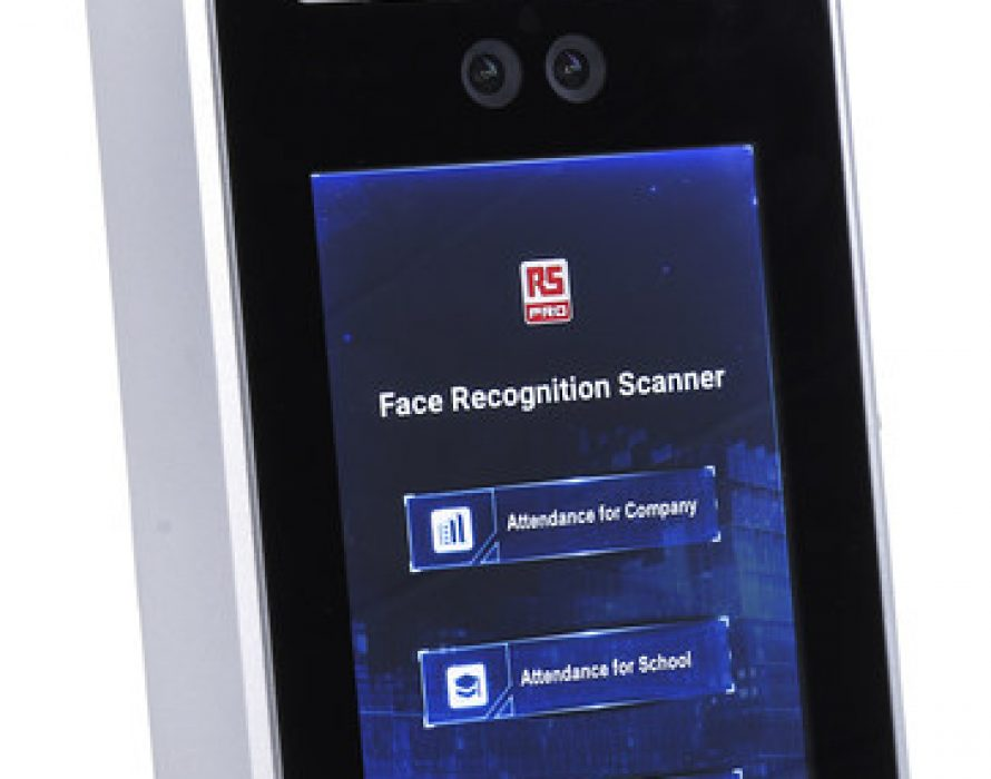RS Components adds intelligent, thermal imaging Access Control System to its RS PRO range