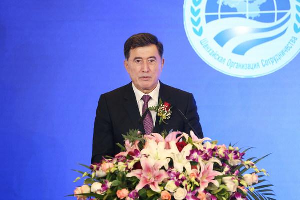 SCO Secretary-General Vladimir Norov